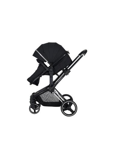 Prego 2079 Quattro Vip Travel/Seyahat Sistem Bebek Arabası Gümüş